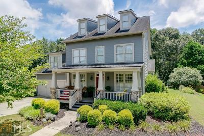 Hoschton Single Family Home For Sale: 5812 Peacock Ln