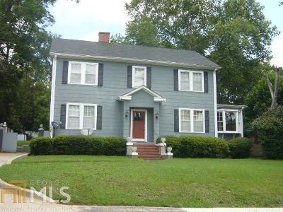 Elbert County, Franklin County, Hart County Single Family Home For Sale: 111 Edwards St