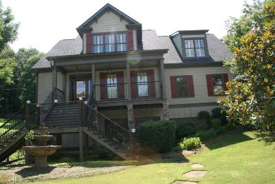 Dawsonville Single Family Home Under Contract: 119 Madison