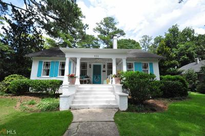 Lagrange Single Family Home Under Contract: 501 Park Ave
