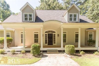 Alpharetta Single Family Home For Sale: 1800 Providence Farms Ln