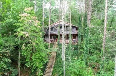 Rabun County Single Family Home For Sale: 4982 Highway 441