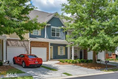 Acworth Condo/Townhouse Under Contract: 322 Franklin Ln