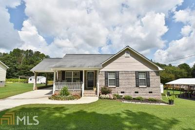 Elbert County, Franklin County, Hart County Single Family Home For Sale: 202 Baileys Garage Rd