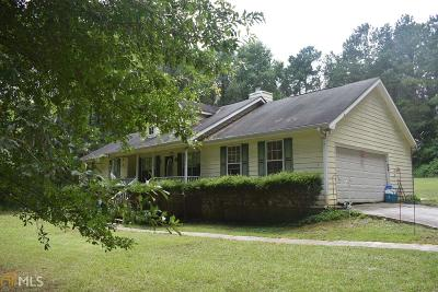 Locust Grove Single Family Home Under Contract: 411 Grove Pointe Ct