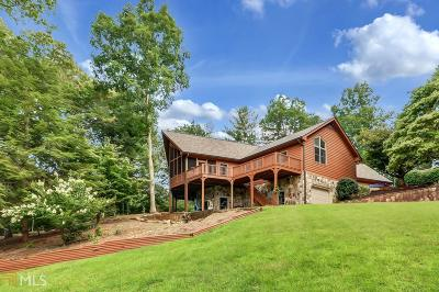 Cleveland Single Family Home For Sale: 131 Mill Creek