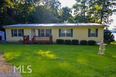 Monticello GA Single Family Home For Sale: $242,000