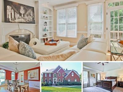 Smyrna Single Family Home For Sale: 1867 Cedar Cliff Dr