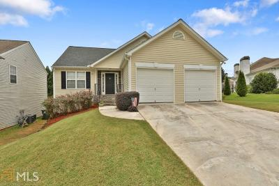Newnan Single Family Home Under Contract: 50 Greens Ct