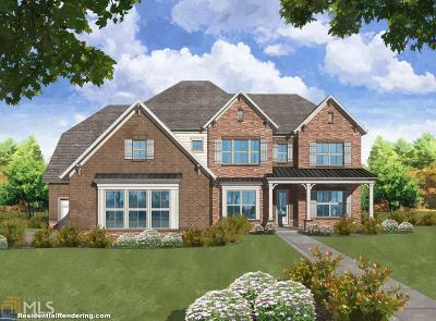 Powder Springs Single Family Home Under Contract: 4807 Roundtree Ct