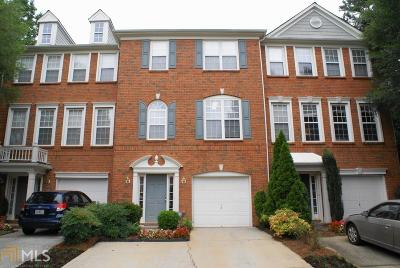 Norcross Condo/Townhouse For Sale: 3232 Trace Views Ct