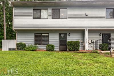 Marietta Condo/Townhouse Under Contract: 3838 Mulkey Cir