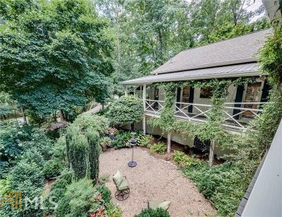 Cumming Single Family Home Under Contract: 770 Spring Valley Dr