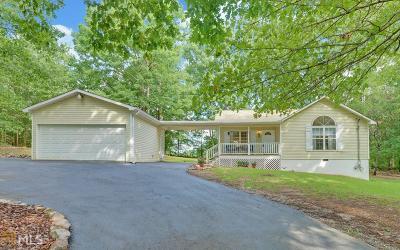 Hart County Single Family Home Under Contract: 324 Falcon