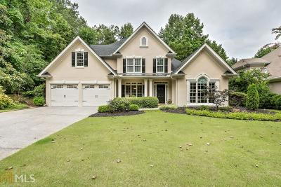 Alpharetta Single Family Home Under Contract: 1000 Longcreek Pte