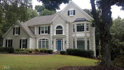Johns Creek Single Family Home For Sale: 10490 Oxford Mill Cir