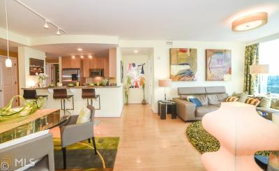 Buckhead Grand Condo/Townhouse For Sale: 3338 Peachtree Rd #2801