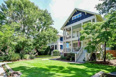 Atlanta Single Family Home Sold: 237 Warren St