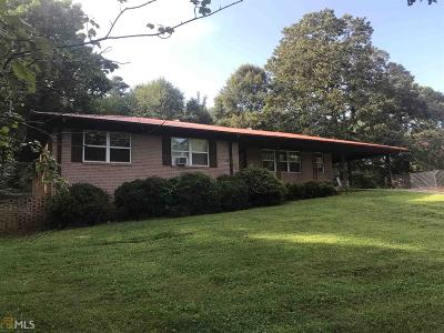 Cornelia Single Family Home For Sale: 283 Lakeview Hts