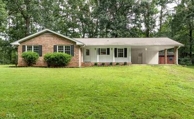 Stockbridge Single Family Home Sold: 2909 SW Hammonds Rd