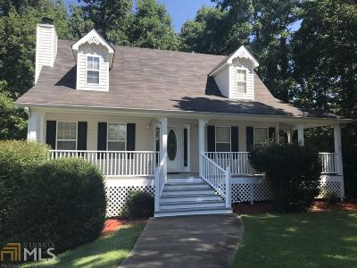 Carroll County Rental For Rent: 129 Lost Lake Dr