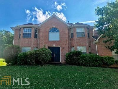 Lithonia Single Family Home Sold: 1140 Old Palmer