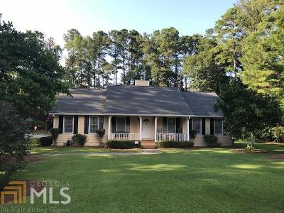 Haddock, Milledgeville, Sparta Single Family Home For Sale: 114 Grace Ct