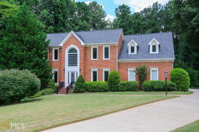 Johns Creek Single Family Home For Sale: 155 N Clublands Ct