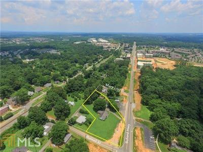Suwanee Residential Lots & Land For Sale: 561 Buford Hwy