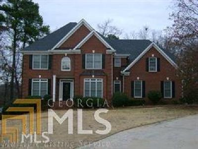 Conyers Single Family Home For Sale: 3010 Sexton Ct