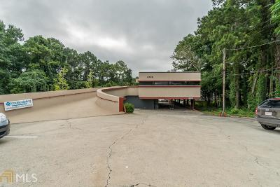 Atlanta Commercial For Sale: 3576 Chamblee Tucker Rd