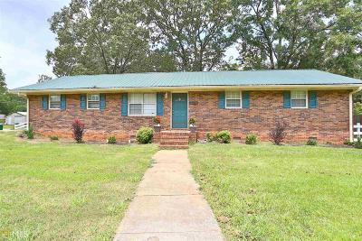 Statham GA Single Family Home Under Contract: $149,800
