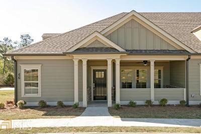 Acworth Condo/Townhouse Under Contract: 87 Cedarcrest Village Ln