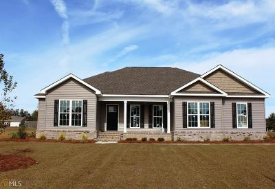 Statesboro Single Family Home For Sale: 201 Canterberry Pl