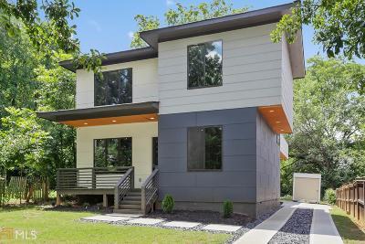 Decatur Single Family Home For Sale: 1052 McLendon Dr