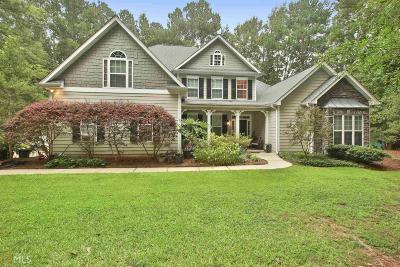 Coweta County Single Family Home For Sale: 745 Gary Summers Rd
