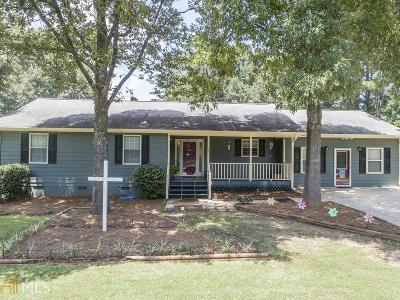 McDonough Single Family Home Sold: 45 Highland Dr