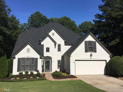 Suwanee Single Family Home Under Contract: 5960 Olde Atlanta Pkwy