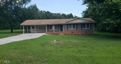 Elbert County, Franklin County, Hart County Single Family Home For Sale: 359 Old Reed Creek Rd