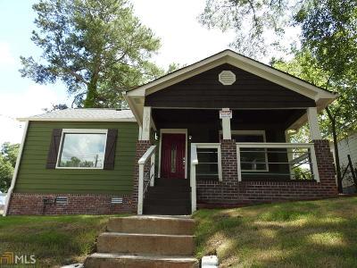 Sylvan Hills Single Family Home For Sale: 1016 Astor Ave