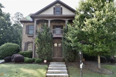 Alpharetta Single Family Home Under Contract: 10969 Waters Rd