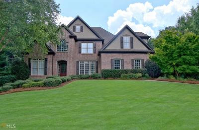 Fayette County Single Family Home For Sale: 1203 Montavilla Way