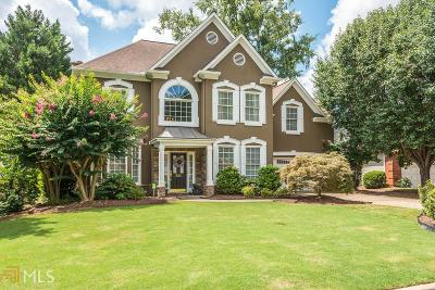 Roswell Single Family Home Under Contract: 525 Arbor Creek Ct