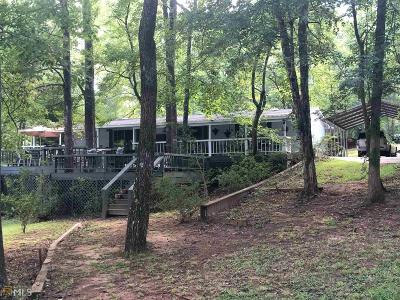 Buckhead, Eatonton, Milledgeville Single Family Home For Sale: 123 NE Blue Branch Dr