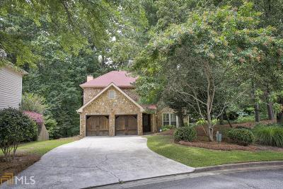 Johns Creek Single Family Home Under Contract: 3005 Park Chase