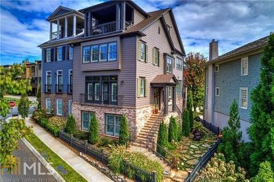 Woodstock Condo/Townhouse For Sale: 403 Latimer St