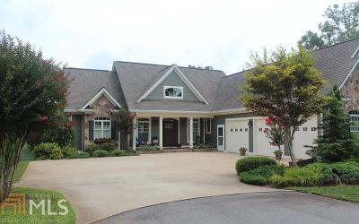Hiawassee Single Family Home For Sale: 2086 Russell Point Ln #tr 2