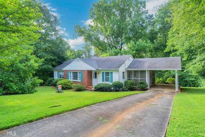 Chamblee Single Family Home For Sale: 1723 Harts Mill Rd