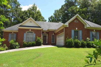 Conyers Single Family Home Sold: 5710 Thrasher Ln