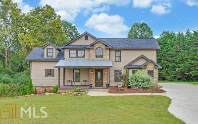 Single Family Home For Sale: 4307 Green Hill Rd